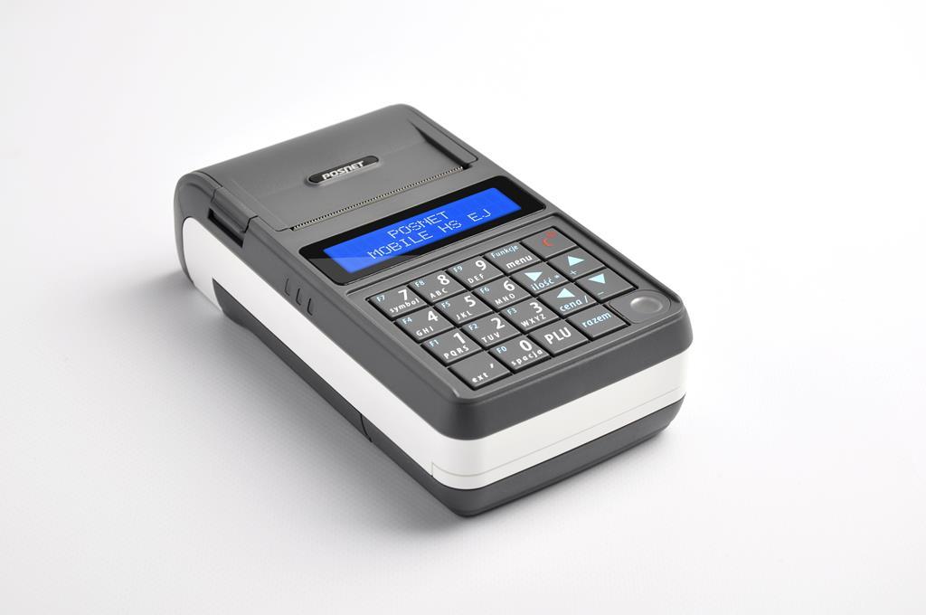 Kasy fiskalne dla lekarzy Posnet Mobile HS EJ